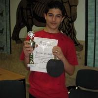 Tischtennisturnier 2003