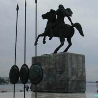 Sabri Atman eingeladen nach Griechenland
