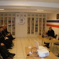 Vortrag von Sait Yildiz in Gütersloh