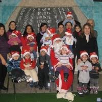 Nikolausfeier der Mutter und Kindgruppe