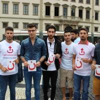 SOS Kundgebung Augsburg