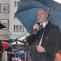 Kundgebung Augsburg