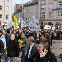Bayernweite Großdemonstration