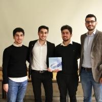 AJM-Infotour & Buchvorstellung