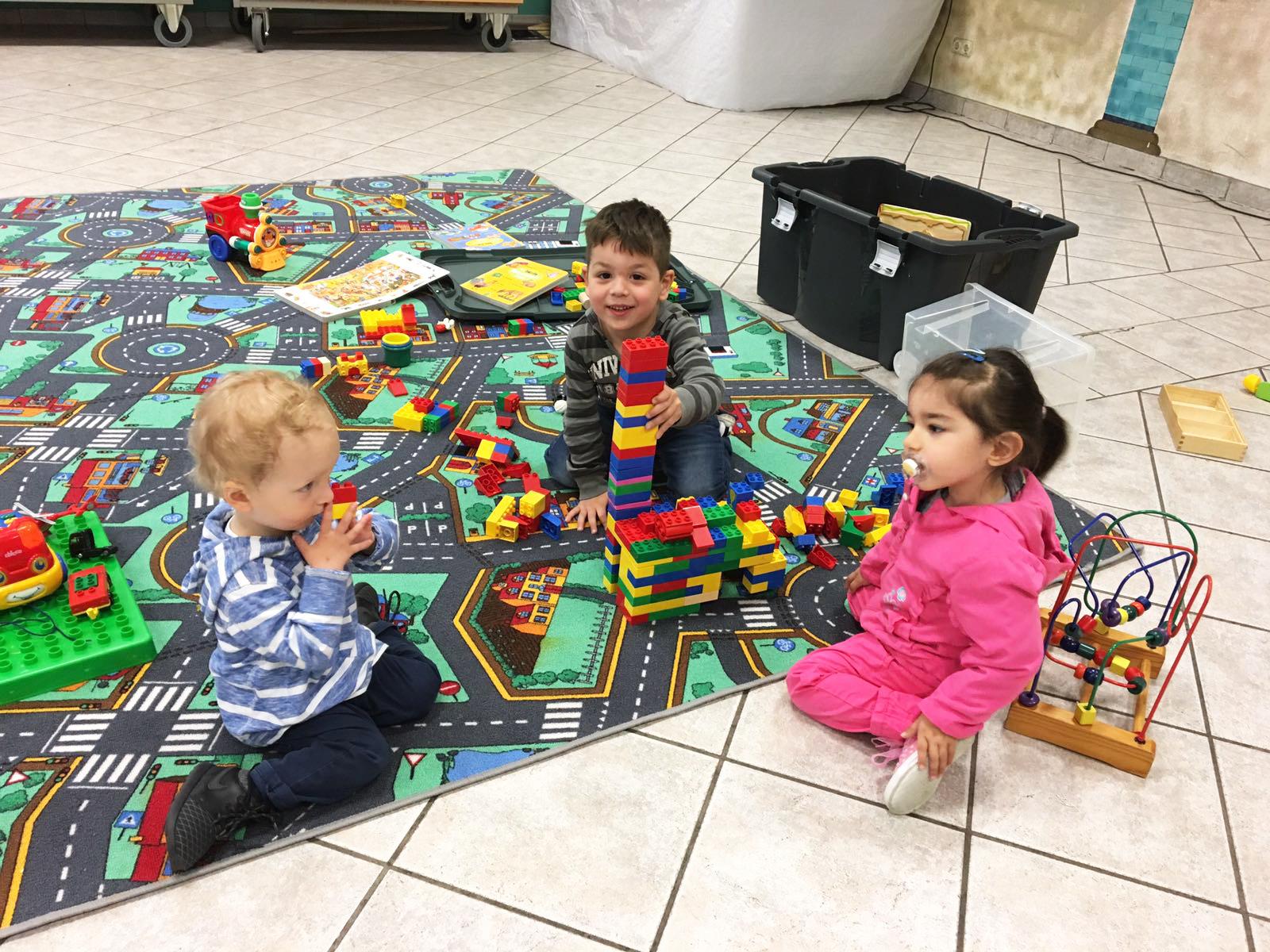 Mutter Kind Gruppe Ideen