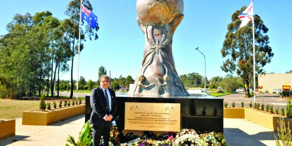 Assyrian Genocide Monument