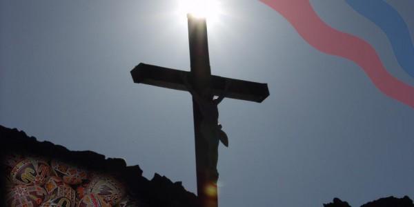 Jesus Kreuzig - syrisch-orthodox