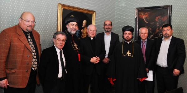 Bischöfe aus Syrien in Augsburg