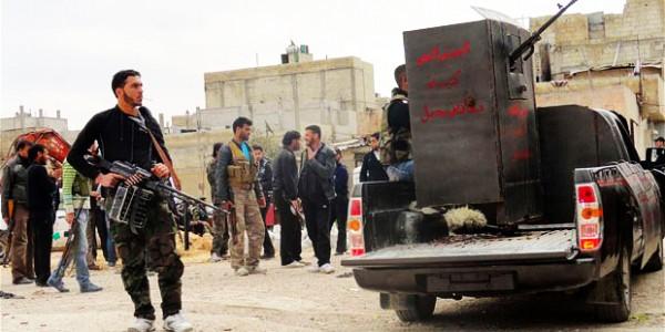 Christen in Syrien sind gefährdet