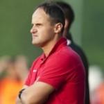 Cheftrainer von Assyriska FF: Azrudin Valentic