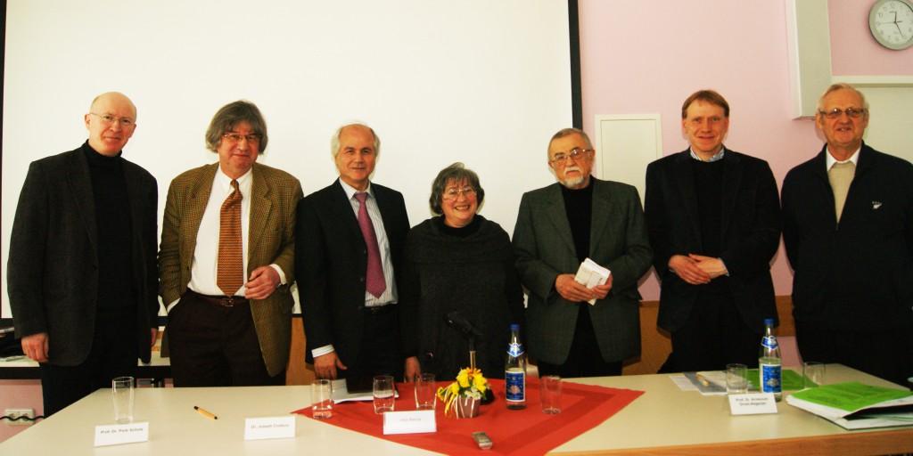ADO Newsletter Syrien Special - Arabische Frühling Entwurzelung Christen Naher Osten - Gruppenfoto