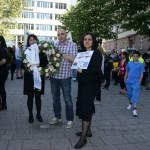 Schweigemarsch Kundgebung - Stuttgart - Mai 2013 - Gedenktag des Genozides - 03