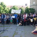 Schweigemarsch Kundgebung - Stuttgart - Mai 2013 - Gedenktag des Genozides - 04