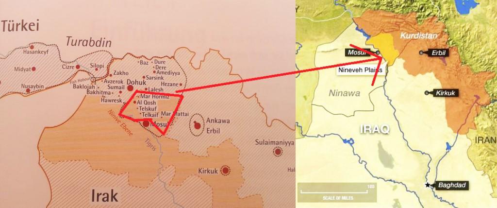 Ninive Ebene Provinz