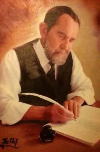 Pfarrer Bitris Ögünc (Shushe)