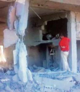 Am 21. Oktober eroberten Islamisten Sadat. In einer Orgie der Gewalt zerstörten die Besatzer weite Teile der Stadt. Es kam zu Plünderungen und Kirchenschändungen. 45 Menschen verloren ihr Leben.