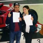 Gewinner: Ornamo Akcan & Nurba Yacoub (v.l.n.r.)