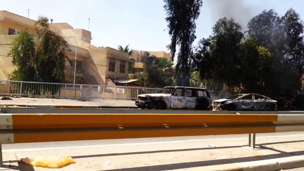 Isis - Eroberung Mosul Niniveh - 02