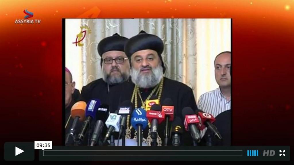 Assyria TV - Fünf assyrische Familien werden zur Kontenvierung zum Islam gezwungen