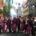 Ulrichsfest 2014 - Assyrische Tanzgruppe Augsburg