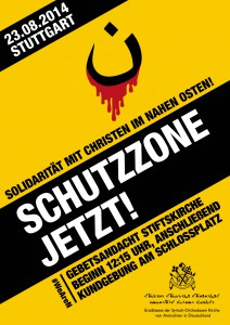 Demonstration 2014 SOK in Stuttgart