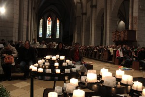Kundgebung Augsburg - Glaube braucht Bekenntnis - verfolgte Christen brauchen Hilfe - 02