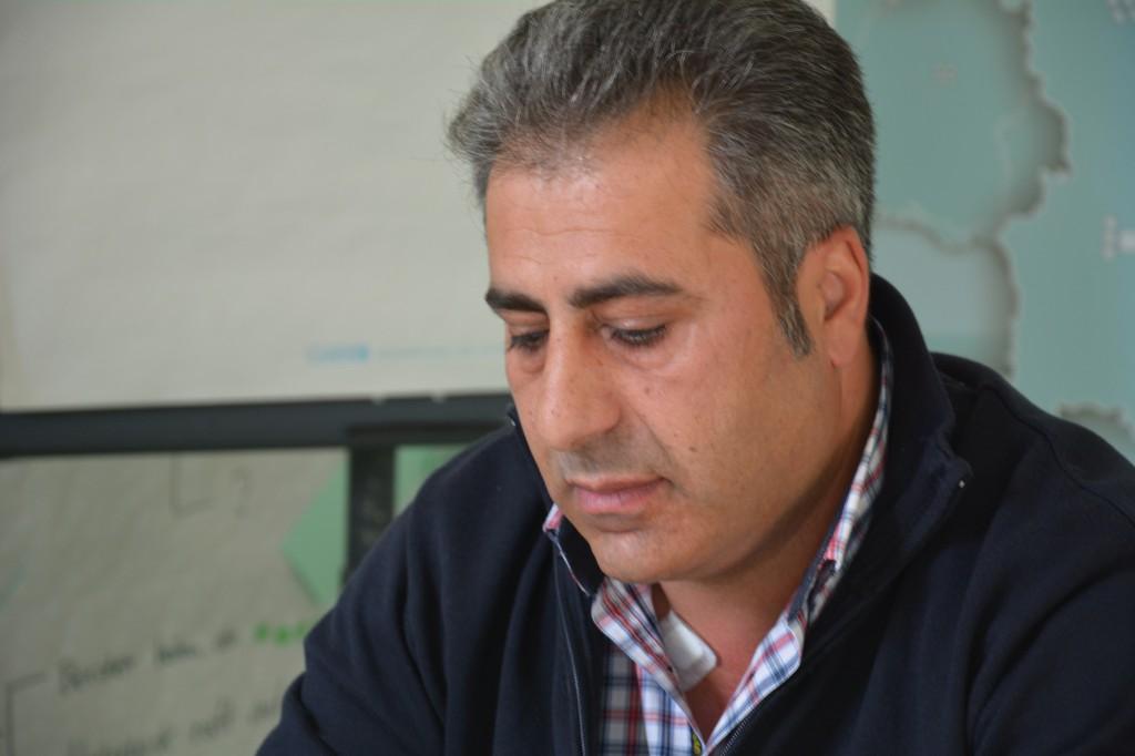 Aziz Akcan - Vorsitzender - Assyrischen Mesopotamien Verein Augsburg