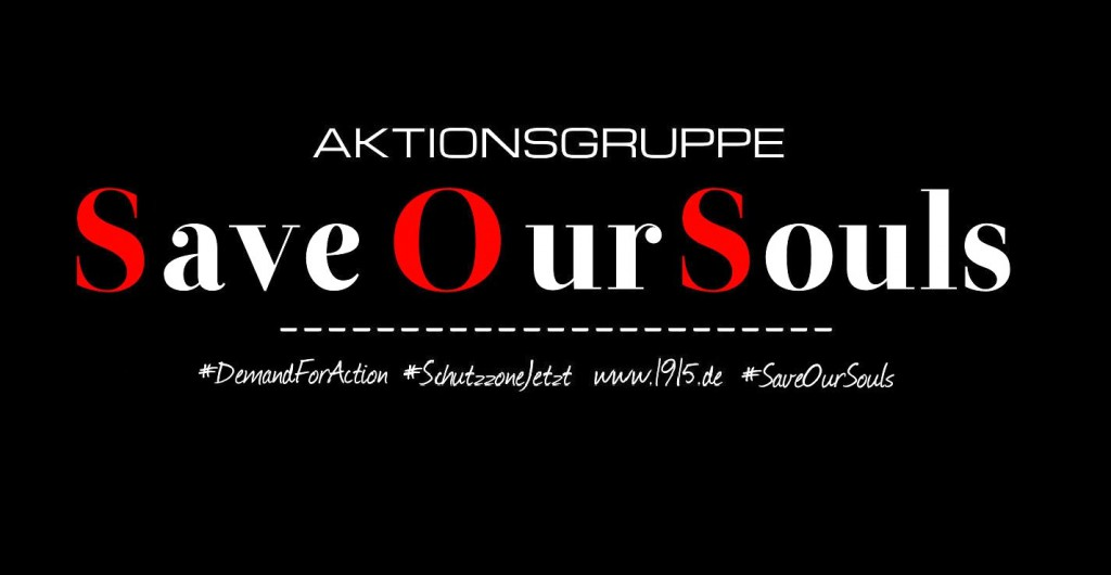 Save Our Souls - Banner