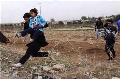 ZAVD - PM - Eziden bekunden Solidarität mit Assyrern