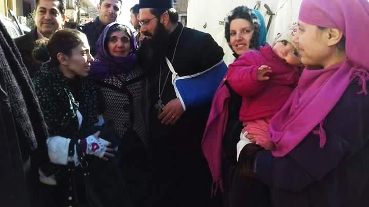 IS - Geiseln - Assyrer - Freilassung - Syrien