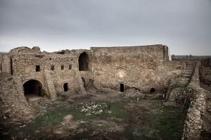 Kloster St. Elias - Irak - Innen