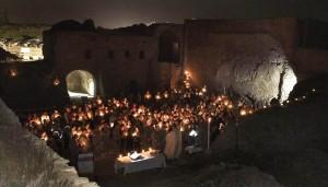 Kloster St. Elias - Irak - U.S. Soldaten - Messe