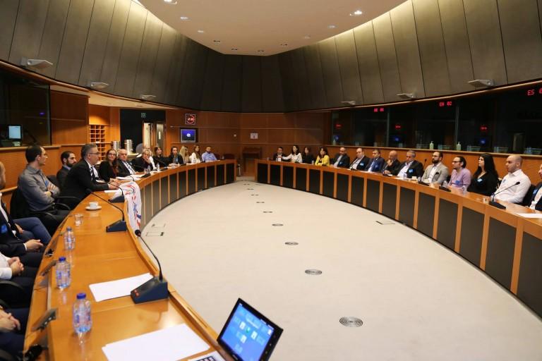 Assyrische Konföderation in Europa (ACE) - Gründung - Sitzung