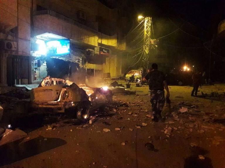 Anschlag Qamishli (Syrien) - Miami Restaurant