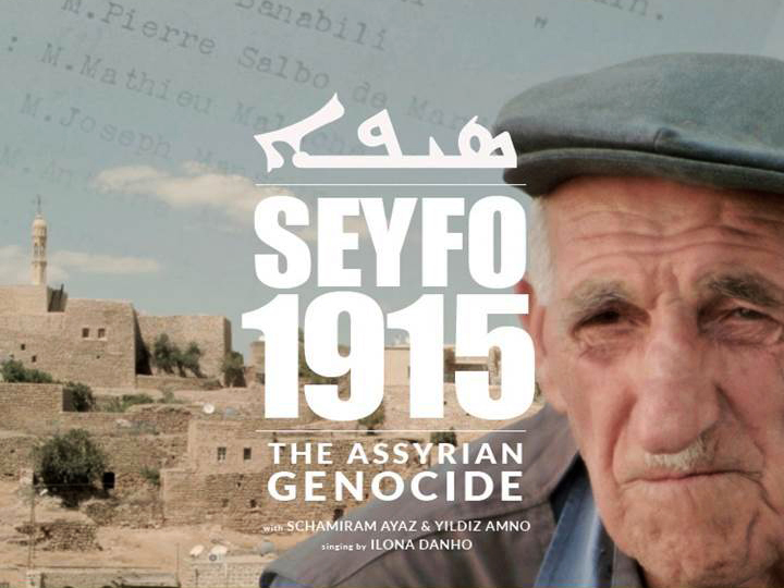 Filmplakat - Seyfo 1915 - The Assyrian Genocide