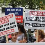 Protest kurdischer Landraub - 02