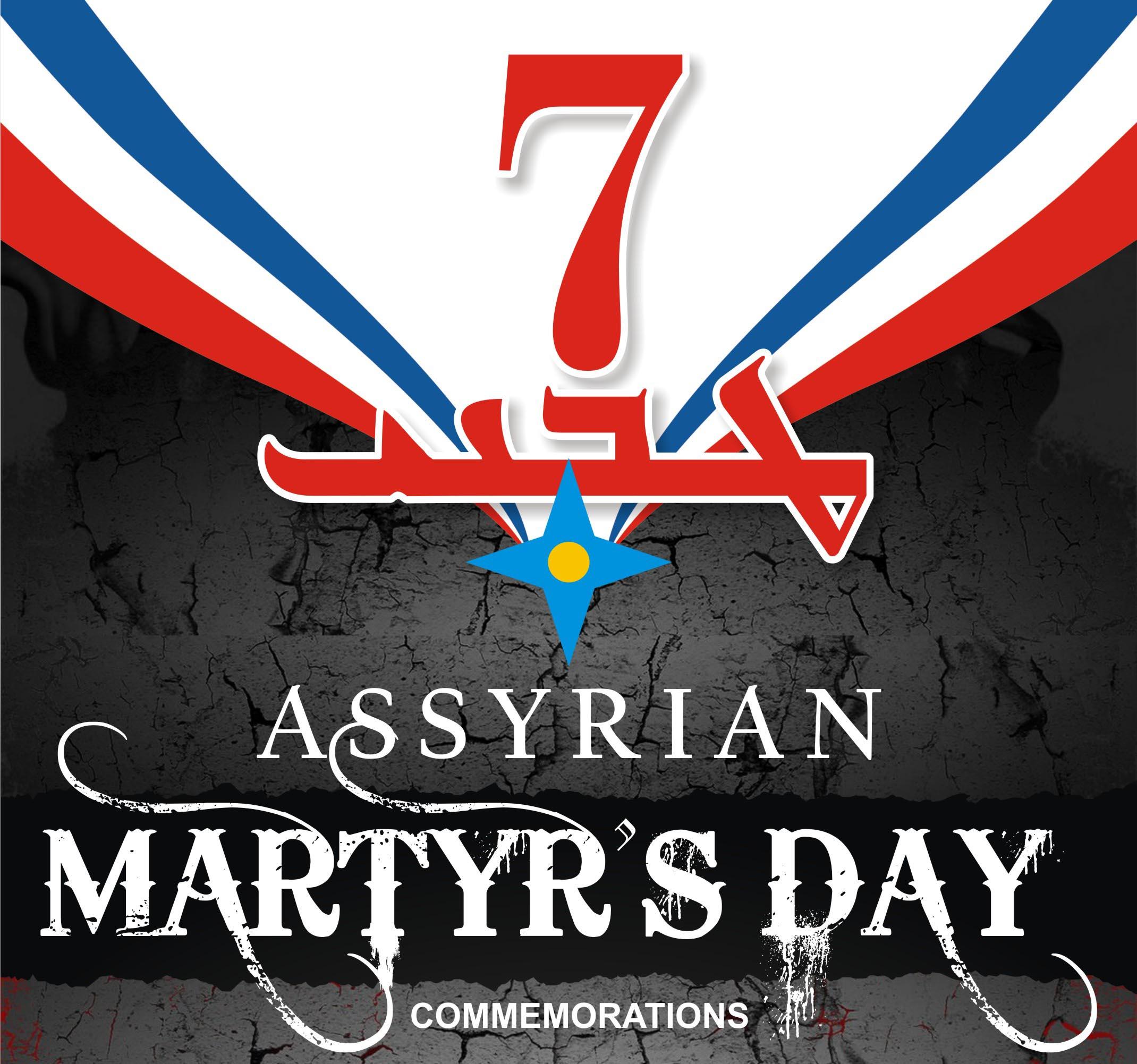 Tag der assyrischen Märtyrer