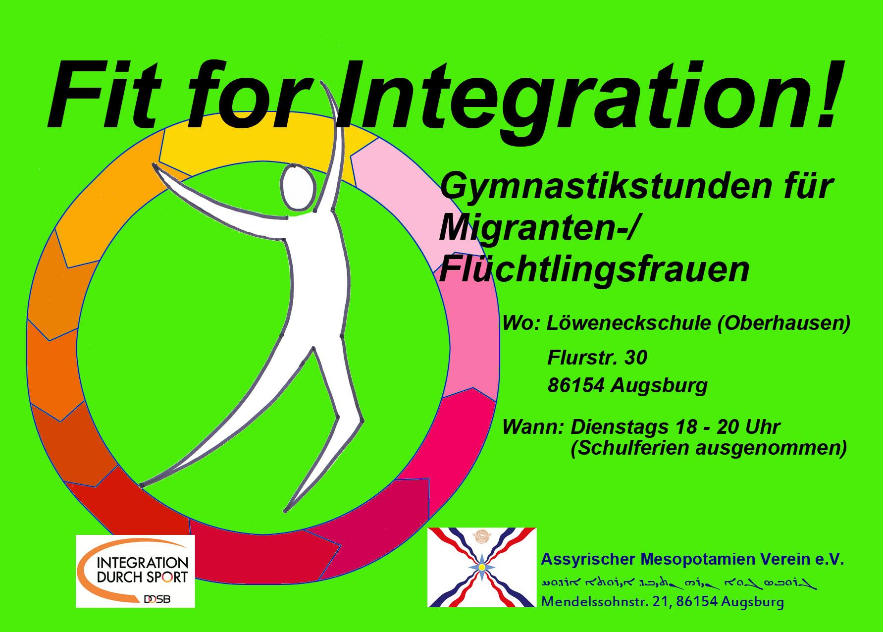 Flyer -Fit for Integration