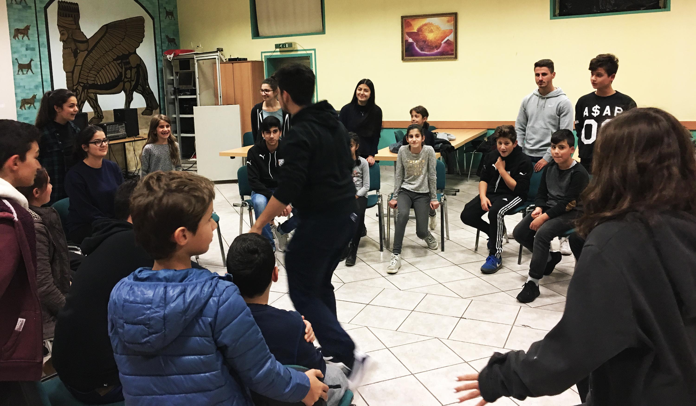 Herbstferienprogramm - Spieleabend - Assyrische Jugendgruppe Augsburg